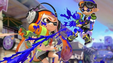 W weekend Splatoon wzbogaci się o tryb Rainmaker