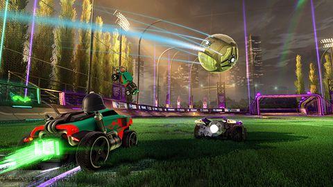 Odrzutowy sukces Rocket League - gra zarobiła już niemal 50 milionów dolarów