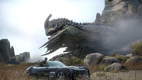 Kino drogi w Final Fantasy XV
