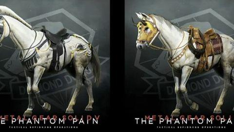 Zbroja dla konia powraca - w Metal Gear Solid V