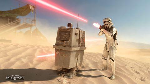 EA publikuje listę wszystkich 43 osiągnięć ze Star Wars: Battlefront