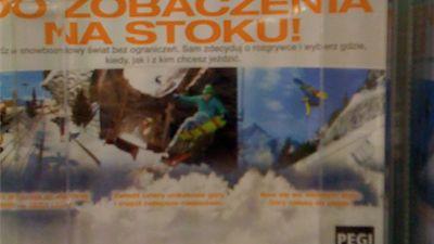 Shaun White Snowboarding w szokująco niskiej cenie