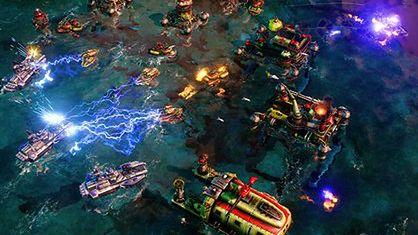 Red Alert 3 dopiero na PS3 będzie naprawdę fajny