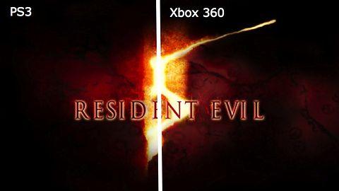 Resident Evil 5 - porównanie wersji