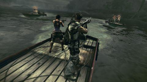 Galeria: Resident Evil 5