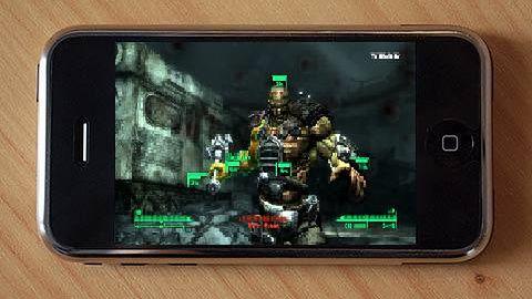 Bethesda przygotowuje grę na iPhone