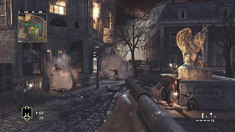 Wszyscy uwielbiają mapki do Call of Duty: World at War