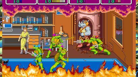Teenage Mutant Ninja Turtles - recenzja