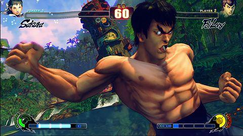 Pierwsze wrażenia: Street Fighter IV