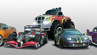 Burnoutowy czwartek - Toy Cars