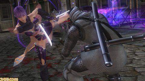 Twórcy Ninja Gaiden Sigma 2 o trybie kooperacji