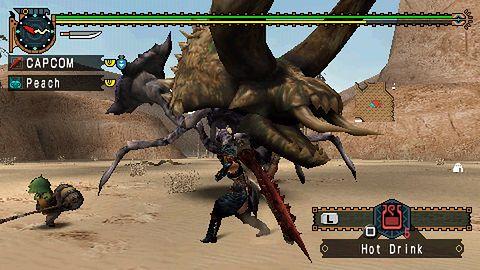 Galeria: Monster Hunter Freedom Unite