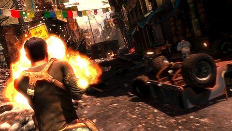 Jeszcze więcej rozgrywki z Uncharted 2