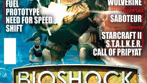 A bohater Bioshock 2 wygląda tak..., albo tak