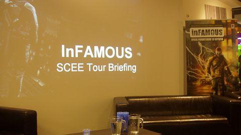 Wrażenia z prezentacji inFamous