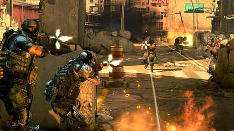 Galeria: Army of Two: The 40th Day