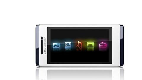 Nowy telefon Sony Ericsson kompatybilny z PS3