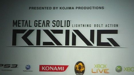 Metal Gear Solid: Rising oficjalnie również na PS3