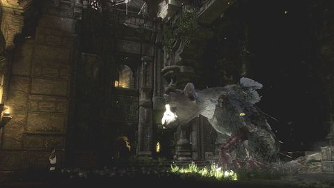 Galeria: The Last Guardian