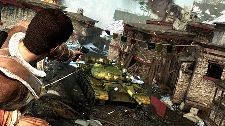 Uncharted 2 nie będzie wymagać instalacji