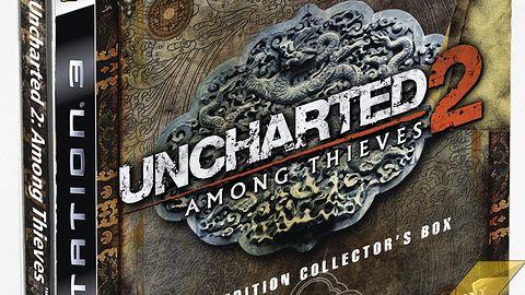 Będzie specjalna edycja Uncharted 2