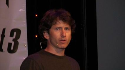 Todd Howard o id Software, Fallout Online i New Vegas