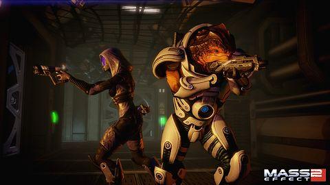 Wywiad: Heather Rabatich o Mass Effect 2