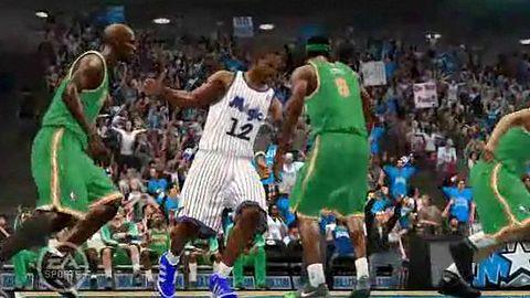 NBA Live 10 - większa kontrola nad rozgrywką