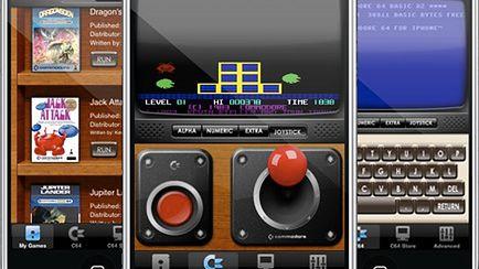 Gry z C64 na iPhone