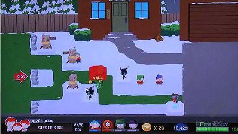 Tower Defence w wydaniu South Park wygląda tak...