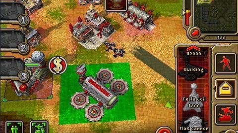 Command & Conquer: Red Alert jeszcze w tym miesiącu na iPhone