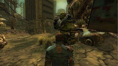 Wojna o Fallouta - Interplay wygrał pierwszą rundę