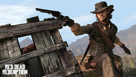 Red Dead Redemption w kwietniu