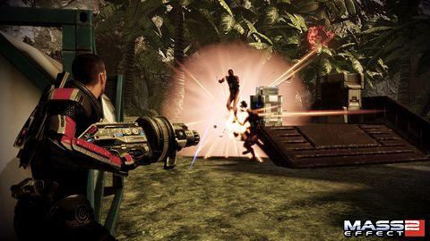 Mass Effect 2: bardziej zróżnicowane misje, sporo DLC i nowe obrazki