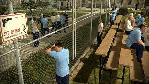 Galeria: Prison Break