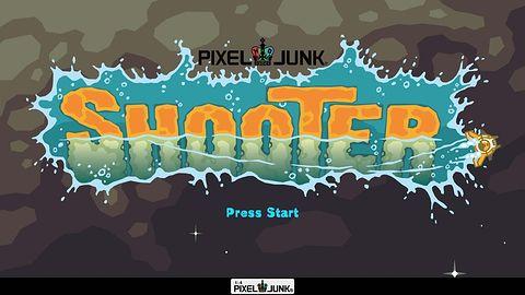 PixelJunk Shooter - recenzja
