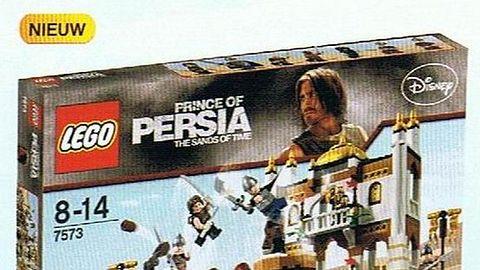 Nadchodzi Lego Prince of Persia