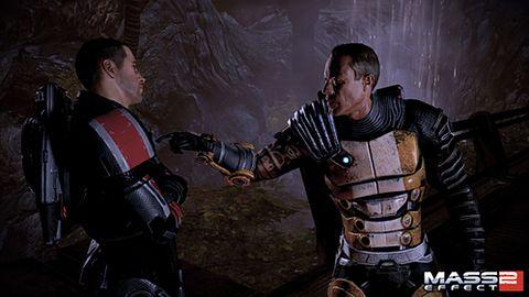 Mass Effect 2: BioWare odsłania Cerberus Network