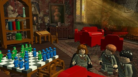 Nowy zwiastun Lego Harry Potter