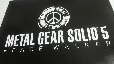 Peace Walker miał być Metal Gear Solid 5
