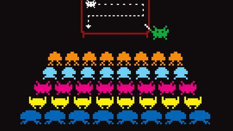 Warner Bros. chce nakręcić Space Invaders