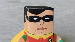 Robin dołączy do Batmana?