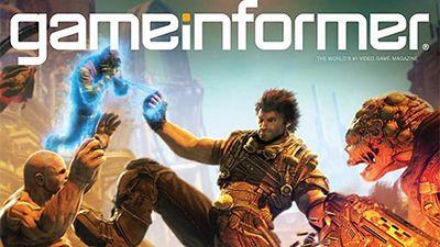 Bulletstorm na okładce GameInformera