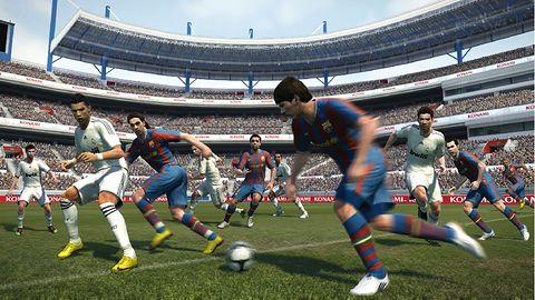 PES 2011 - kolejne informacje, obrazki i pierwszy filmik z gry