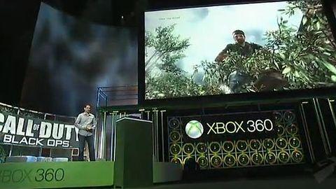 Call of Duty: Black Ops - dużo rozgrywki i remix trailera. Dodatki najpierw na 360