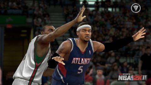 NBA 2K11 pierwsze obrazki i informacje