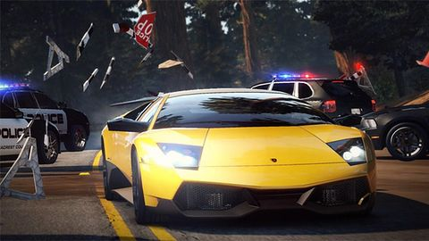 Rozgrywka: Need For Speed Hot Pursuit