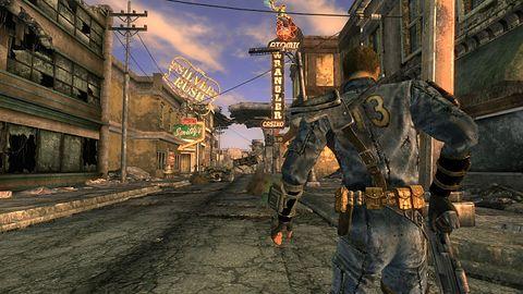 Garść kadrów z Fallout: New Vegas