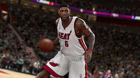 Krótka piłka: Kim w NBA 2K11 będzie grało pół świata?