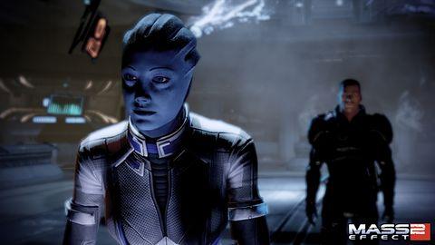 W Lair of the Shadow Broker do Mass Effect 2 sobie nie zagramy